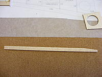 Name: 2012_0121N170031.jpg Views: 222 Size: 64.1 KB Description: Also have to make a leading edge for the aileron.  This is made from 3/16 balsa.