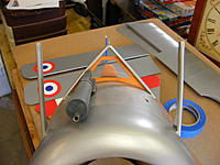 """Name: 2012_0504170003.jpg Views: 182 Size: 197.0 KB Description: Windscreen made from Strathmore board and clear sandwich bag.  The sandwich bag was """"sandwiched""""  between two pieces of painted Strathmore Board."""