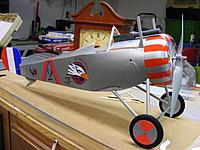 Name: 2012_0509170002.jpg Views: 235 Size: 251.2 KB Description: Cowling stripes made from Monocote trim sheet.
