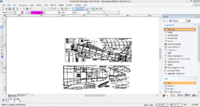 Name: TBD1.png Views: 263 Size: 153.0 KB Description: Looks like it worked.  Here is the plan imported into Turbocad.