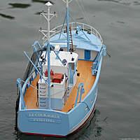 """Name: 2010.10.10.00519.jpg Views: 442 Size: 130.4 KB Description: A deck detail view of """"Le Courageux"""" (The Brave)"""