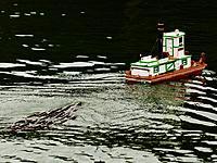 Name: 2012-08-05_074.jpg Views: 52 Size: 297.9 KB Description: Gerry's Timbuk II hauls a flat of logs