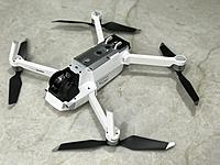 Name: CC24B1ED-4D47-4598-8303-6538BE8D1581.jpg Views: 39 Size: 538.8 KB Description: The finish is the same texture as the other Mavic models.