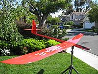 Name: Espada RL Electric Red White 001.jpg Views: 125 Size: 322.5 KB Description: