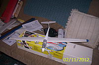 Name: 100_3304.jpg Views: 84 Size: 214.3 KB Description: UM ASK-21 fresh out of the box and ready to fly.