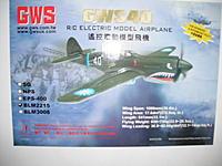 Name: DSCF0037.jpg Views: 175 Size: 136.2 KB Description: GWS P-40 Box *SOLD*