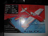 Name: DSCF0042.jpg Views: 175 Size: 170.2 KB Description: 3DHS AJ Slick Box *SOLD*