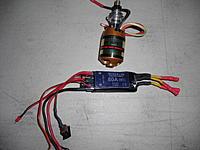 Name: DSCF0022.jpg Views: 185 Size: 177.4 KB Description: AXI Gold 2826/12 BL Motor and matching Hyperion 80Amp ESC