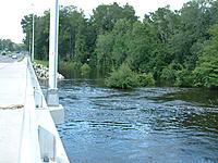 Name: DSCF0023.jpg Views: 35 Size: 254.1 KB Description: Flooded North Bank Side of Bridge...