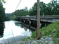 Name: DSCF0050.jpg Views: 34 Size: 201.7 KB Description: Flood Waters at Small CR Bridge Enbankment...