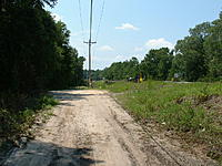 Name: DSCF0072.jpg Views: 47 Size: 227.2 KB Description: Path to Country Road Mini Bridge, East Bank...