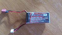 Name: DSC_0110.jpg Views: 44 Size: 165.2 KB Description: 3S 1000mAh 20C gens ace battery
