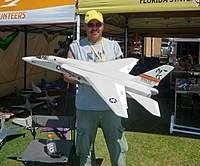 Name: sargera5c.jpg Views: 271 Size: 98.2 KB Description: Scratchbuilt twin 56mm EDF RA-5C Vigilante by Mike Dudley