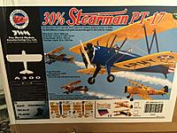 30% PT17 Stearman -world models - RC Groups