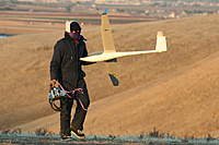 Name: IMG_4030.jpg Views: 219 Size: 53.0 KB Description: Eric is getting cold, but the DG flew great