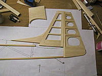 Name: AUT_6401.jpg Views: 112 Size: 52.2 KB Description: Fin and rudder,after sanding they weigh in at 1.1oz.