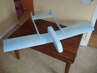 Name: Finished airframe1.jpg Views: 1273 Size: 48.1 KB Description: