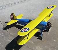 Name: MY_E-Flite_PT-17.jpg Views: 108 Size: 86.7 KB Description: Great looking plane and fabulous in the air!!