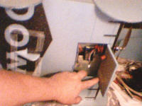 Name: Picture 25.jpg Views: 206 Size: 81.7 KB Description: 2 hatches one in front for elec. and one in back for the servos