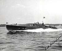 "Name: Saga2.jpg Views: 239 Size: 24.6 KB Description: Commuter yacht ""Saga"" 1935"