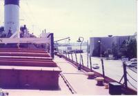 Name: Irvin 6.jpg Views: 217 Size: 69.6 KB Description: Rail for hatch crane on the deck.