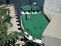 Name: Peggy S 2.jpg Views: 129 Size: 230.3 KB Description: She is tucked in next to a bridge pier so its hard to get good photos.