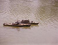 Name: USS Crockett w Sub Chaser.jpg Views: 867 Size: 264.6 KB Description: