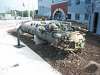 Name: 100_5188.jpg Views: 25 Size: 1.15 MB Description: Aft torpedo tube believed to be from USS Barbaro SS 317