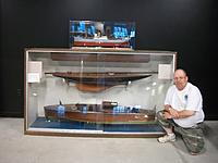 Name: 100_5202.jpg Views: 16 Size: 451.9 KB Description: These museums are community institutions and often local artifacts find new homes there. This  gas powered wood runabout is an example.