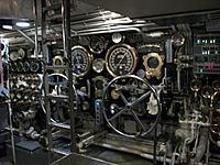 Name: 100_5215.jpg Views: 13 Size: 725.6 KB Description: Control room, diving plane controls.