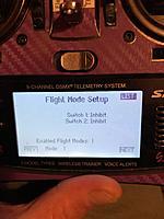 Name: 36417A2A-2B82-45AF-A9CF-CA22F3E3EFD9.jpg Views: 9 Size: 3.37 MB Description: No Flight Modes programmed.....yet