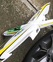Name: 995C322A-93E0-44A7-84D4-C976F663357F.jpeg Views: 48 Size: 699.9 KB Description: Flaps act as air brakes.