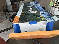 """Name: image.jpg Views: 161 Size: 690.7 KB Description: The end flap is opened to push or pull the foam """"tray"""" away from the box.  It's easier to put back in to the box iif you slit a long edge open and lift the foam tray out."""