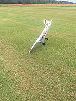 Name: image-b755d2bb.jpg Views: 175 Size: 961.1 KB Description: Nose over as a result of turning the dragging a wing tip. Cause: aft axle placement and narrow wheel track.