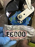 Name: A8E400A4-2341-4DCF-B0EC-4C3D6D5E5AD5.jpg Views: 229 Size: 413.5 KB Description: Repair the tire/rim joint with E6000