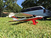 """Name: IMG_4315.jpg Views: 33 Size: 1.26 MB Description: Same pants on an Avistar Elite.   Gear is from a Sig 70"""" T Clips (another great Taildragger)"""