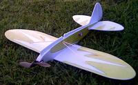 Name: 07 pete sep14#96.jpg.jpg Views: 384 Size: 45.2 KB Description: 2003 Parkflyer Pete - GPW's design, coupled rudder and aileron.  FUN!  **retired