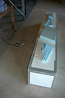 Name: 111102_Hotbox.jpg Views: 266 Size: 69.9 KB Description: Simple hotbox. Originally built to fit the 2.3M bagged Deepend wing. I use it all the time now, it makes a big difference with epoxy hardness and 2k paint cure time.