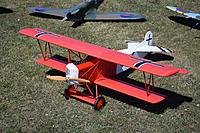 Name: Warbirds Over LOS-4.jpg Views: 27 Size: 883.2 KB Description: Mike Pirie's scratch built Fokker DVII carried off first prize.