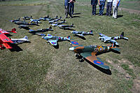 Name: Warbirds Over LOS-7.jpg Views: 26 Size: 1.02 MB Description: Assembled warbirds - a mixture of scratch built, kit built, artf and foamies, mostly electric and a variety of sizes.