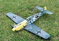 Name: BF109E25.jpg Views: 141 Size: 15.5 KB Description: Cambrian Bf109E in glow configuration