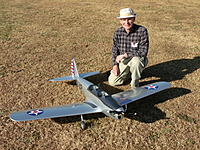 Name: 20121203 Dave & PT-19, WC4.jpg Views: 305 Size: 315.1 KB Description: