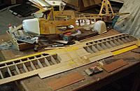 Name: 3-4-11 Piper Cub- Flaps (5).jpg Views: 883 Size: 213.8 KB Description: Tough shape looking fuselage after stripping. Actually very solid and no gas seepage after 30+ years