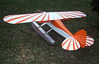 Name: 3-22-11 Piper Cub - On Floats.jpg Views: 555 Size: 205.5 KB Description: Check out the faps down.