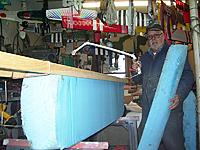 Name: 3-31-11 Cutting foam.jpg