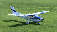 Name: Cessna 182 engine breakin.jpg Views: 215 Size: 53.6 KB Description: Cessna 182 ARF with Saito 100 Golden Knight on maiden flight day