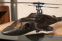 Name: AHS_3395.jpg Views: 190 Size: 139.2 KB Description: T-Rex 450 w/HeliArtist Fuselage