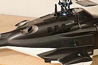 Name: AHS_3392.jpg Views: 186 Size: 157.4 KB Description: T-Rex 450 w/HeliArtist Fuselage