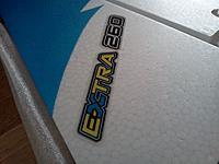 Name: HK_Extra_260_EPO (4).jpg Views: 94 Size: 149.1 KB Description: Nice stickers, good foam!