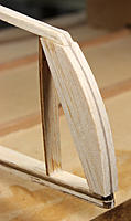 """Name: 171-fin tip balsa sides.jpg Views: 183 Size: 81.0 KB Description: 1/8"""" balsa on both sides of the ply tip. You can see the tip ply set in to the sub-LE slit."""